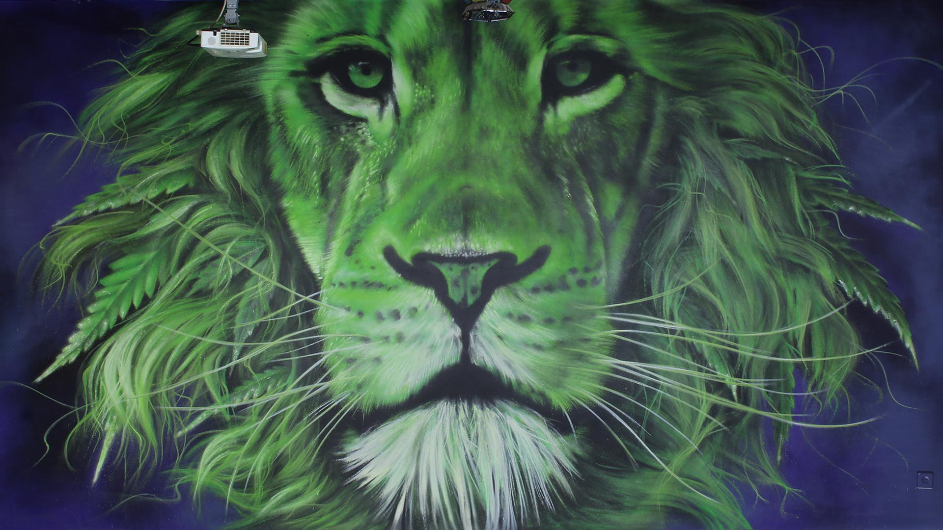 The-Green-Lion