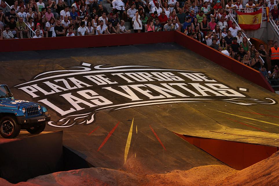 SoenBravo | Red Bull Xfighters 2014| Pintor de murales especializado en trabajos artísticos de pintura, graffiti y decoración en Madrid