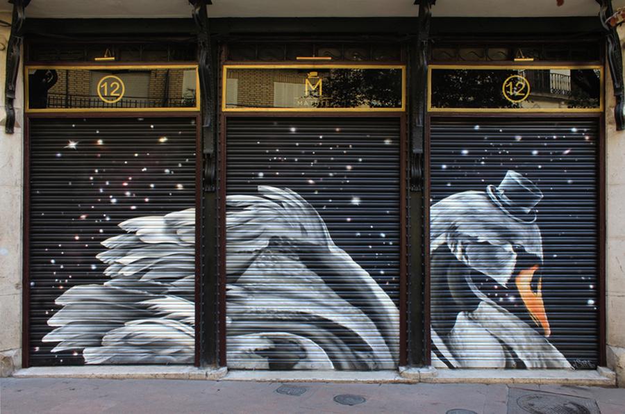 Murales Y Cierres Soenbravo Artista Plastico Pintor De Murales